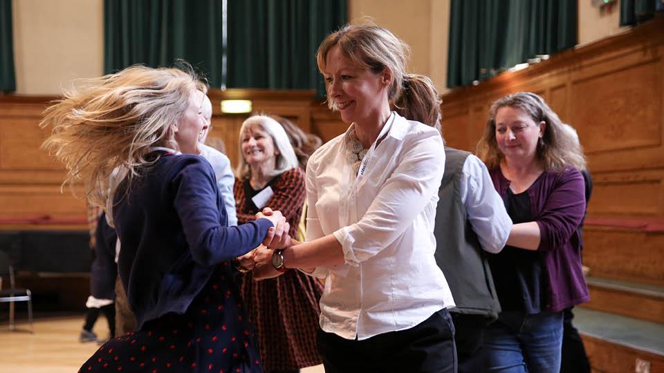 English Folk Dance and Song Society - English Country Dancing